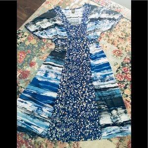 24/7 Comfort dress in a size Med NWOT